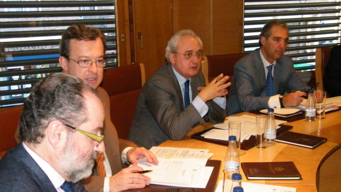 Comisiones del Consejo de la Abogacía de Castilla y León