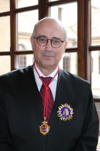 Santiago Gonzalez, Decano de Palencia