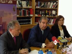 Presentación del II Congreso Regional del Consejo de la Abogacía de Castillla y León