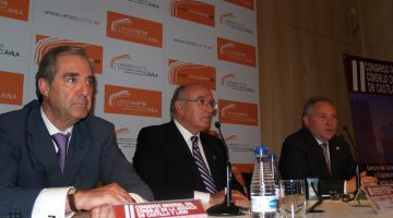 Inauguración del II Congreso de la Abogacía de Castilla y León