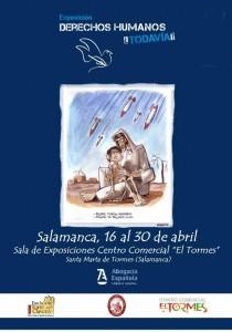Exposicion Derechos Humanos