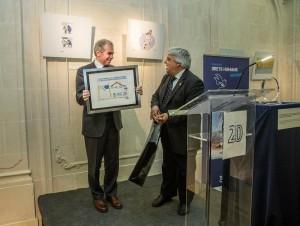 20 Aniversario Delegacion Bruselas Bulgarelli Rusca